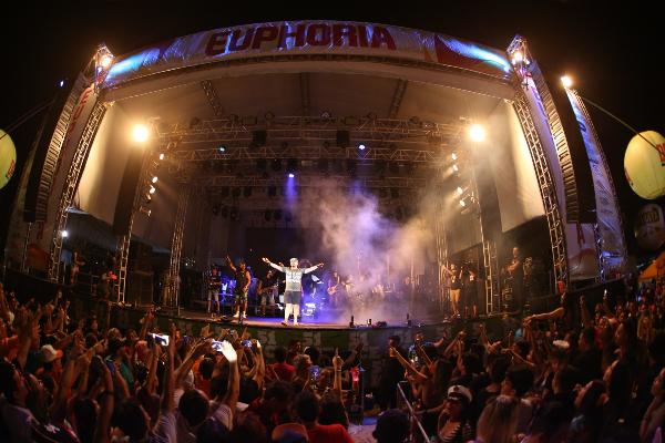 Confira a cobertura do show de Aviões do Forró no Euphoria Barramares em Luís Correia PI