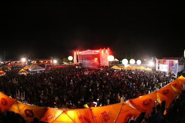 Confira a cobertura do show de Biquíni Cavadão no Euphoria Barramares em Luís Correia PI