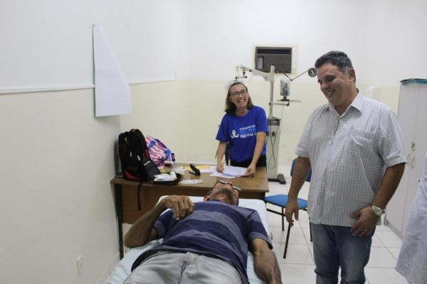 Saúde pública de União dos Palmares teve grande crescimento de atendimentos médicos na gestão Kil.