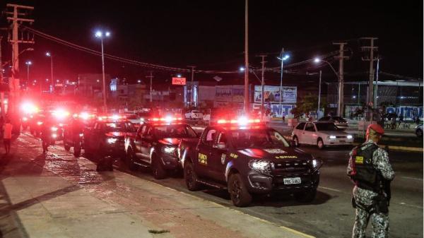 Diminui número de ataques após Força Nacional no Ceará
