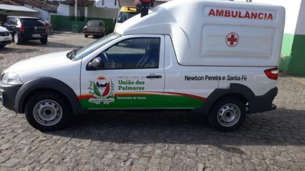 Prefeito Kil entrega mais uma ambulância