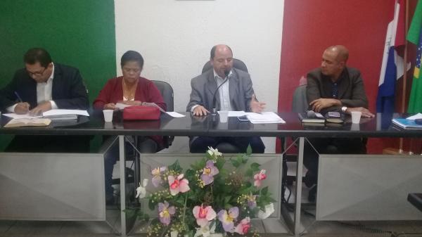Poder Legislativo de União é contra privatizar o SAAE.