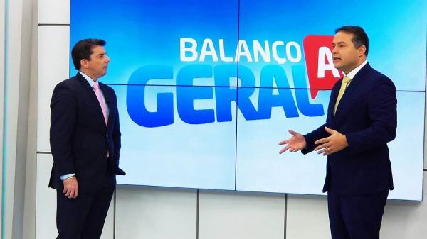 Renan Filho faz uma análise geral para 2019.