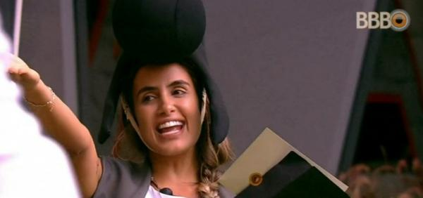 Carol Peixinho é o mais novo anjo do BBB19; Hariany e Paula estão no castigo