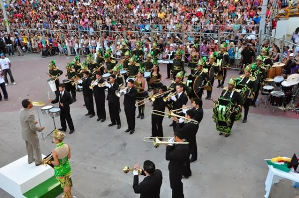 Copa de Bandas em União dos Palmares