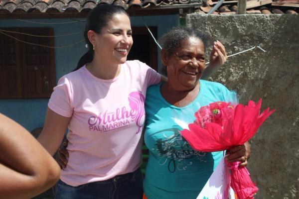 Selecionadas do Prêmio Mulher Palmarina, da Prefeitura de União dos Palmares, se emocionam com anúncio