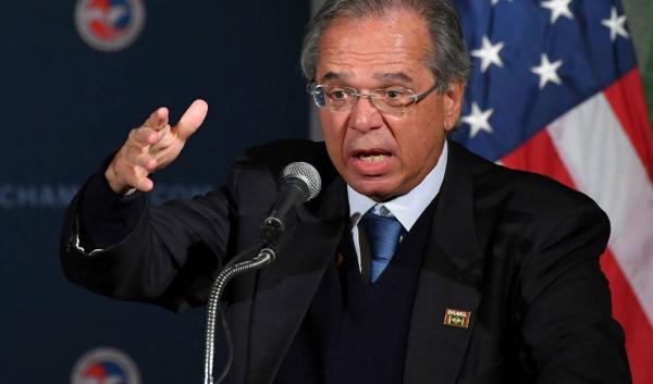 Rodrigo Maia disse que o Ministro Guedes tentar interferir na Câmara dos Deputados