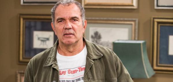 Humberto Martins é afastado de Verão 90 por problemas de saúde