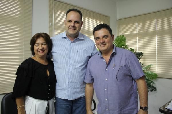 Em União dos Palmares, Prefeitura celebra parceria para linha de crédito aos empreendedores.