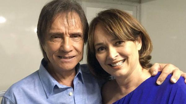 Myriam Rios: Roberto Carlos fez vasectomia