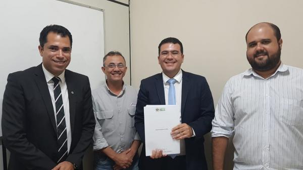 Prefeitura de União dos Palmares lança projeto de urbanização e revitalização da histórica Estação Ferroviária.