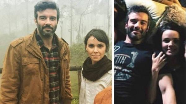 Ator é o pivô da separação de Débora Falabella e Murilo Benício.