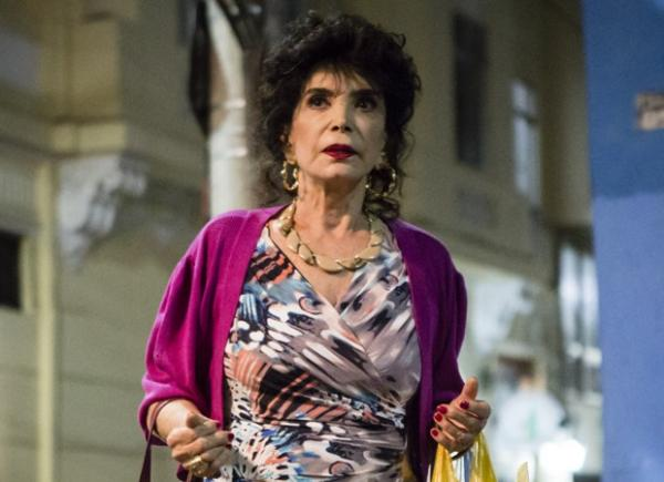Faleceu a atriz Lady Francisco
