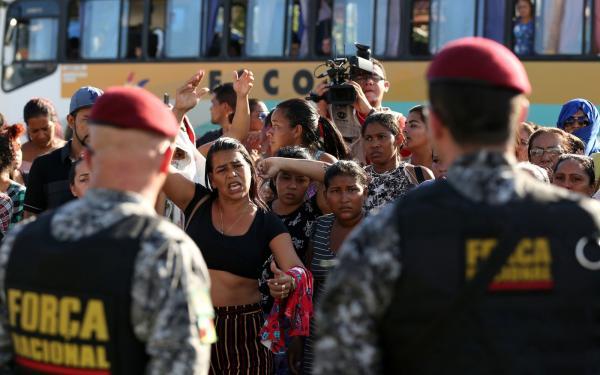40 presos são achados mortos dentro de cadeias do Amazonas