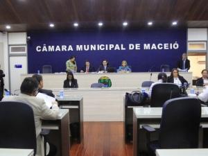 Maceió terá 25 vereadores no ano que vem.