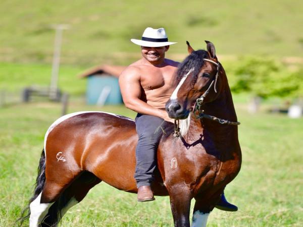 Eduardo Costa negou R$ 7 mi por seu cavalo