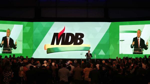 Pregando renovação, MDB elege filhos de políticos para comandar