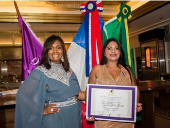 Alagoana de Traipu foi nomeada embaixadora da Academia Francesa de Artes e Cultura