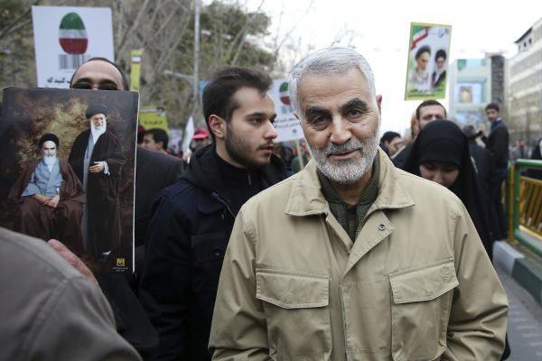 Líderes iranianos prometem vingança após morte de general da Guarda Revolucionária