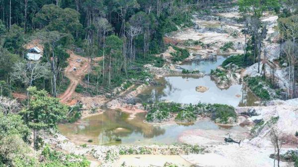 Governo quer explorar terras indígenas