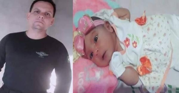Fim dos Tempos: Pai estupra e mata bebê de 13 dias.