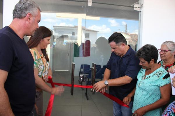 Prefeitura de União inaugura mais um PSF.