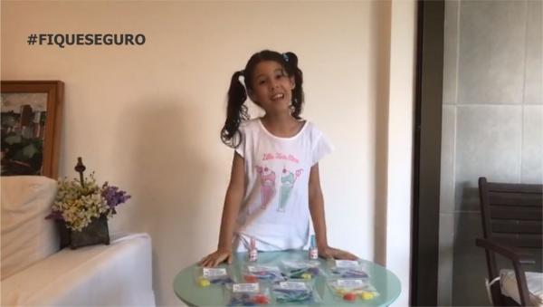 "#FIQUESEGURO"" – Campanha para arrecadar equipamentos EPIs."