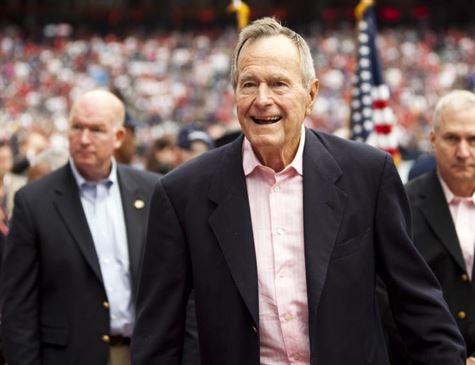 Ex-presidente americano George H.W. Bush morre aos 94 anos
