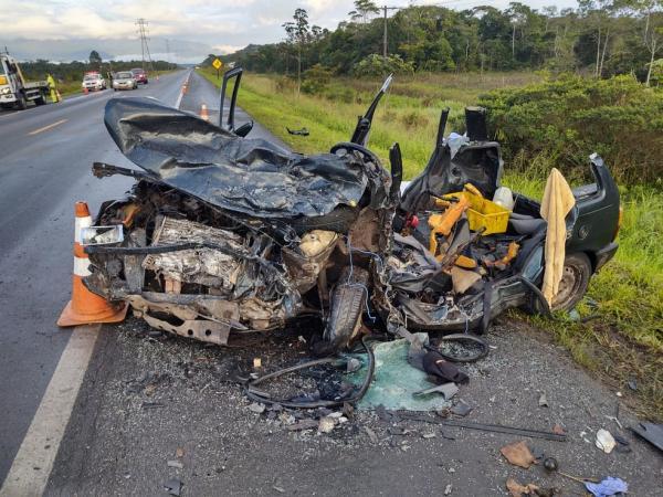 Motorista sem CNH que matou 5 em SP diz que bebeu 3 litros de cerveja
