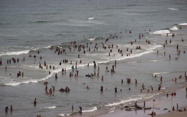 Litoral de SP registrou alta de covid nos turistas
