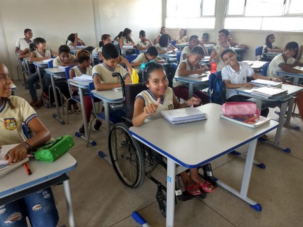 Em União dos Palmares, escolas municipais avançam em acessibilidade e inclusão.