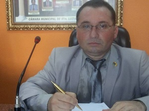 Câmara de Santa Luzia cassa mandato de vereador