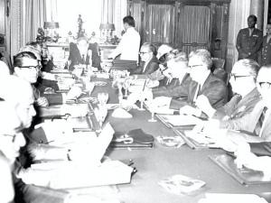 Há 50 anos o Brasil vivia a implantação do AI 5, uma ditadura militar.