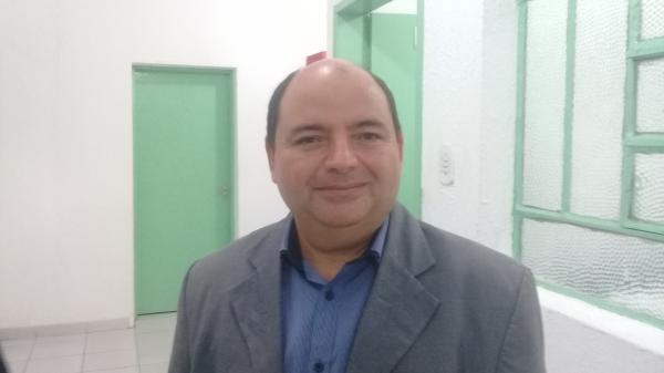 Vereador Elvinho é o novo presidente da Câmara de Vereadores de União dos Palmares.