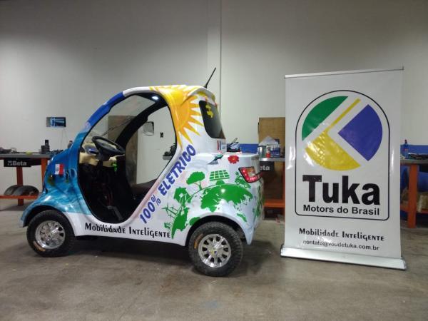 União dos Palmares deve ganhar empreendimento de fabricação de carros elétricos