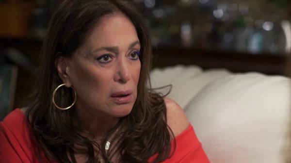 Suzana Vieira fala sobre a doença e pede milagre de Natal.